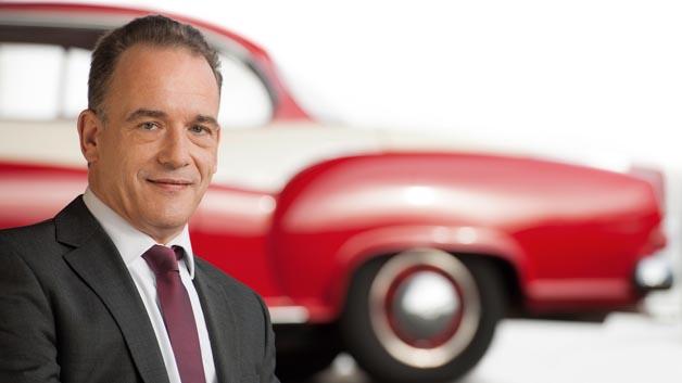 Christian Borgward, President Borgward AG