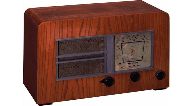 1946 - Röhrenradio Heinzelmann