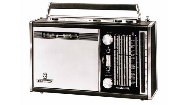 1965 - Weltempfänger Satellit 205