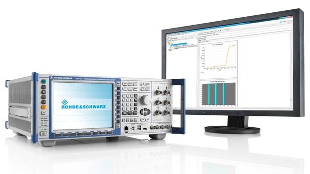 Mit dem R&S CMW-PQA OTT von Rohde & Schwarz kann die Aktivität von OTT-Anwendungen verfolgt werden.