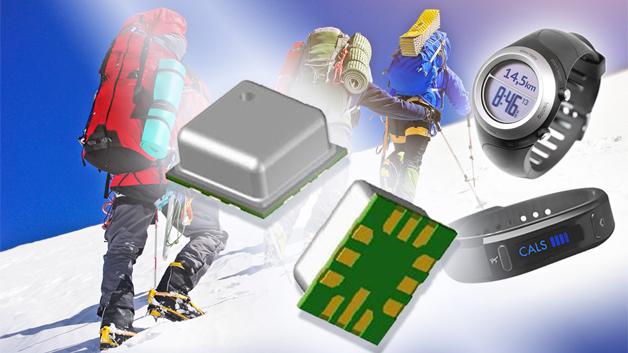 ROHM hat vor kurzem seine neue BM1383GLV Familie piezoresistiver Drucksensoren angekündigt, die aufgrund der eingebauten Temperaturkompensation Druckmessung mit höchster Genauigkeit und Stabilität sowohl bei niedrigen als auch bei hohen Temperaturen ermöglichen. Die eingebaute I2C-Schnittstelle sorgt für einfachen Zugriff auf die Messergebnisse in jeder Art von mobilen oder Batterie betriebenen Anwendungen. In einem robusten und kompakten 2,5 x 2,5 x 0,95 mm-Gehäuse untergebracht, deckt der Sensor einen breiten Druckbereich von 300hPA bis 1100 hPa ab und liefert exakte Werte des absoluten als auch relativen Drucks, mit einer Genauigkeit von +/- 1 hPa (absoluter Druck) bzw. +/- 0.12hPA (relativer Druck). Der Sensor benötigt eine Versorgungsspannung von 1,71 V bis 3,6 V, einen mittleren Strom von 5uA und kann in einem Temperaturbereich von -40 ° bis 85 ° C betrieben werden.