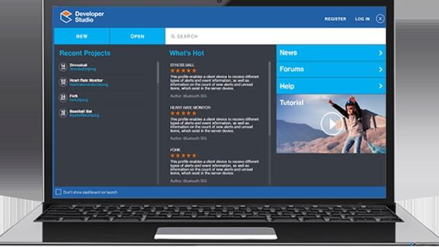 Bluetooth Developer Studio erleichtert und beschleunigt Entwicklung für das Internet der Dinge.