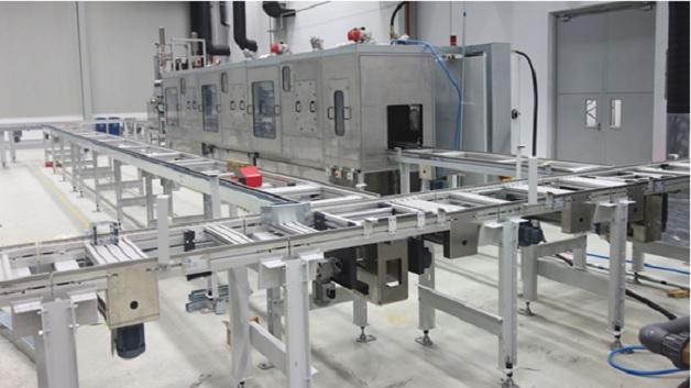Durch eine komplexe Vernetzung von Elektronik und Mechanik soll in China eine Smart Factory der neuen Generation entstehen.
