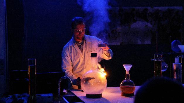 Chemie-Experimentalvorlesung