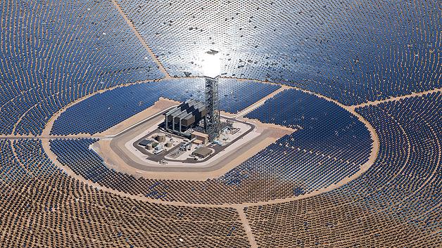 Ein Joint-Venture zwischen dem kalifonischen Unternehmen BrightSource Energy und der Shanghai Electric Group baut in China ein Solarthermikraftwerk. Das »Qinghai Delingha Solar Thermal Power Project« soll am Ende eine Fläche von 25 Quadratkilometer bedecken und über eine Million Haushalte mit Strom versorgen. BrightSolar Energy ist ein Spezialist...