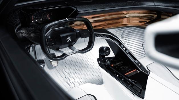 Sehen, fühlen und jetzt auch hören: Peugeot verfügt über eine spezifische Soundsignatur.
