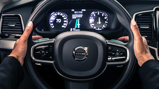 IntelliSafe Auto Pilot ermöglicht sichere Übergabe der Fahrzeugkontrolle