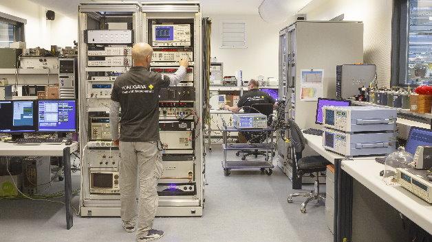 Das europäische Kalibrierlabor von Yokogawa - jetzt auch mit ISO17025-Akkreditierung für Leistungsmessungen bis 100 kHz