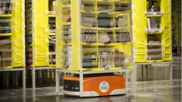 Amazon robotics