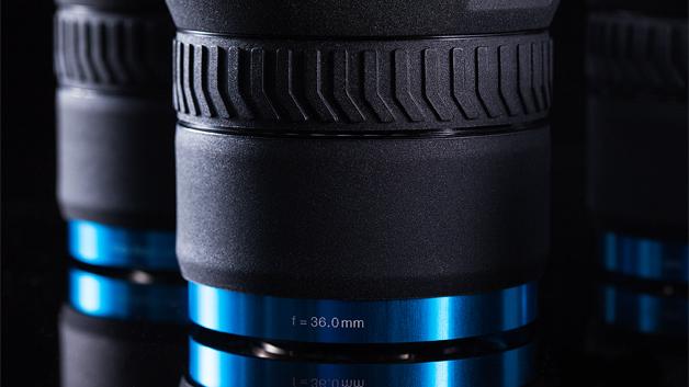 Verschiedene FLIR OSX HDIR-Präzisionsobjektive stehen für die FLIR T1020 zur Verfügung.