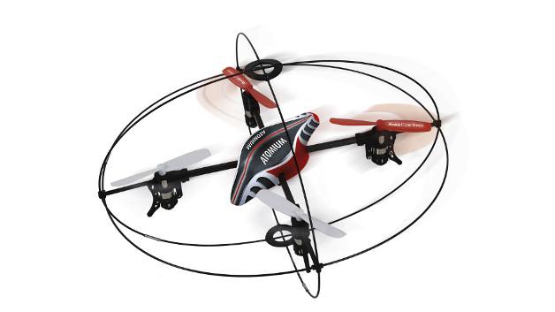 quadrocopter: RC Quadrocopter