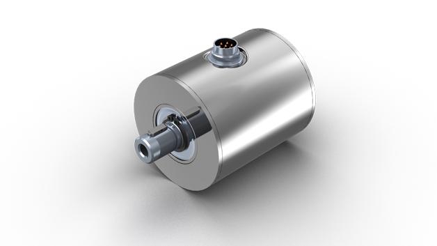Kennziffer 000: Der T-24-01 des jungen Unternehmens Konux nutzt eine neue optoelektronische Sensortechnik zur Drehmomentmessung. Mit der neuen Technik lässt sich eine Genauigkeit von bis zu 0,01 % erreichen. Die Sensoren sind robust aufgebaut, was zu einem wartungsarmen Betrieb und erhöhter Widerstandsfähigkeit gegenüber äußeren Einflüssen führt. Die Messung wird nicht durch Verschmutzungen beeinträchtigt. Durch Auswertungszeiten im zweistelligen Mikrosekunden-Bereich können die Sensoren in Steuerprozessen der Echtzeitklasse 3 eingesetzt werden.