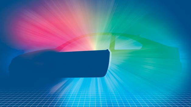 Das kompakte RGB-LED-Modul von Mentor basiert auf einem RGB-Basismodul mit integriertem Mikrocontroller. Farb- und Helligkeitsabweichungen vom Soll-Wert durch Temperatur-, Alterungs- oder herstellungsbedingte Einflüsse werden mit Hilfe des Mikrocontrollers und der End-of-Line-Kalibrierung der Module kompensiert.