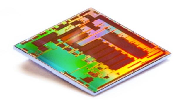 Bild 3. Multi-Sensor System-on-Chip für die Erfassung und Auswertung medizinischer Signale bei Atemstillstand im Schlaf.