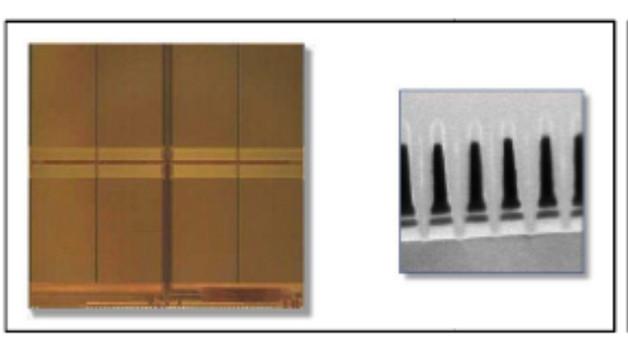 Bild 2. NAND-Flash-Chip in 16-nm-Technologie