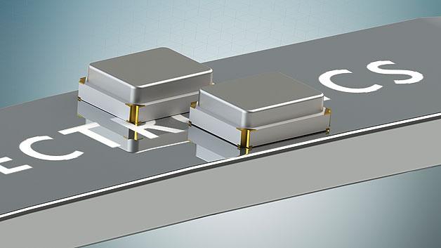 Bild 2. Mit der Schwingquarz-Serie XRCGB-F-A kann Murata einen Frequenzbereich von 24 bis 48 MHz abdecken.