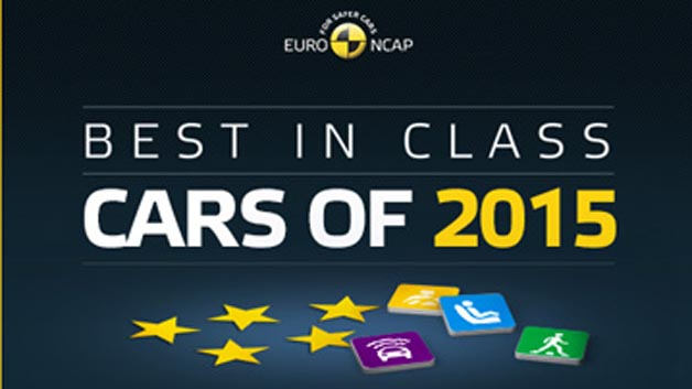 Die Euro NCAP hat aus ihren Crashtests im vergangenen Jahr eine Liste der besten und sichersten Fahrzeuge erstellt.