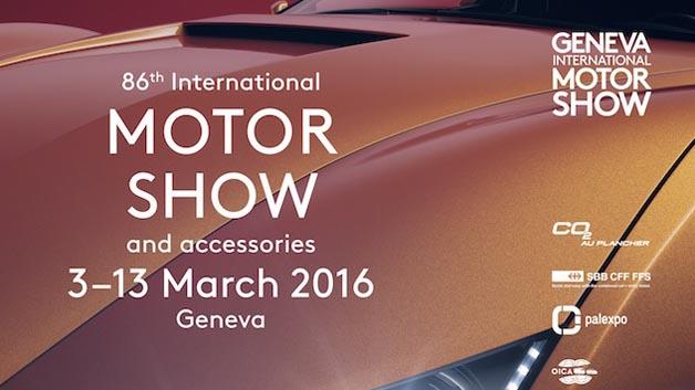 Grüzi in Genf: Vom 03. bis 13. März 2016 findet der 86. Internationale Auto Salon statt.