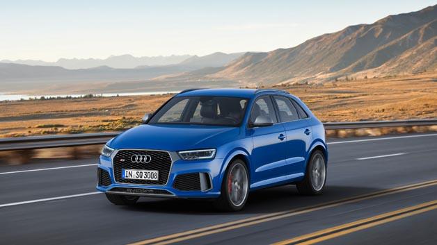 Der Audi RS Q3 performance hat auf dem Genfer Automobilsalon im März 2016 Weltpremiere und ist in Deutschland ab sofort bestellbar.
