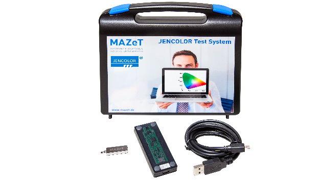 Das MTCS-C3-Sensorsystem eignet sich sowohl für OEM-Testaufgaben, wie z.B. LED-Wareneingangsprüfung, als auch für die Regelung von mehrkanaligen LEDs