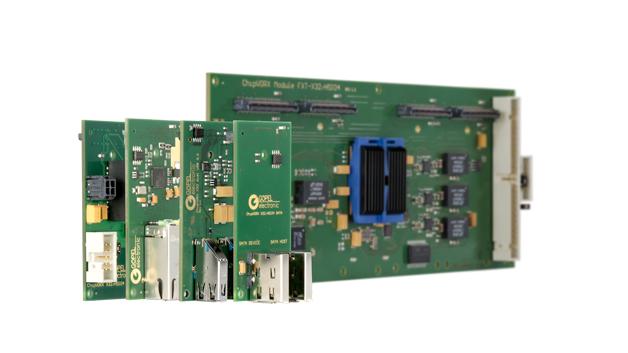 High Speed Bussystemen wie PCIe, USB 3.0, GBit Ethernet und eSATA lassen sich qualitativ beurteilen anhand des Bit-Error-Rate-Tests (BERT) mit dem ChipVORX FXT-X32/HSIO4-Modul. Testumfang und -tiefe für die Produktion sind frei nach den Bedürfnissen des Nutzers anpassbar. Auch dieses Modul wird am Stand von Göpel ausgestellt.