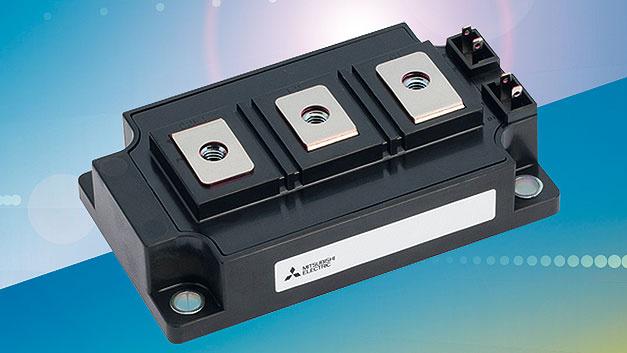 Die IGBT-Module der T-Serie von Mitsubishi sind jetzt mit den IGBT-Chips der 7. Generation bei Hy-Line Power erhältlich. Die IGBTs zeichnen sich durch reduzierte statische und dynamische elektrische Verluste sowie eine geringere Abschaltzeit und Sättigungsspannung aus. Mit den Modulen sind bis zu 600 A Schaltstrom im 62-mm-Standard-Gehäuse möglich. Das entspricht laut Hy-Line einer Verdoppelung gegenüber den IGBT-Modulen der S-Serie. Bei gleichem Schaltstrom wäre wiederum die siebenfache Schaltfrequenz gegenüber heute eingesetzten Modulen möglich. Zu den weiteren Eigenschaften zählen eine Isolationsspannung von 4 kV (RMS), ein Betrieb bis zu einer Sperrschichttemperatur von 175 °C sowie eine neuartige Wärmeleitpaste, die im Lieferzustand fest ist, nach der Montage und Inbetriebnahme aber bei 45 °C schmilzt. Erhältlich ist das Modul bei Hy-Line Power Components. PCIM Europe 2016: Halle 9, Stand 535