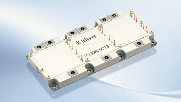 . . . Entsprechende Module bietet  zum Beispiel Infineon.