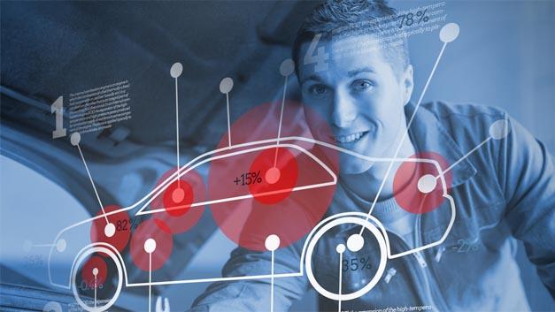 Daimler, BMW oder doch lieber Continental? Die Automobilbranche ist für viele Nachwuchsingenieure attraktiv.