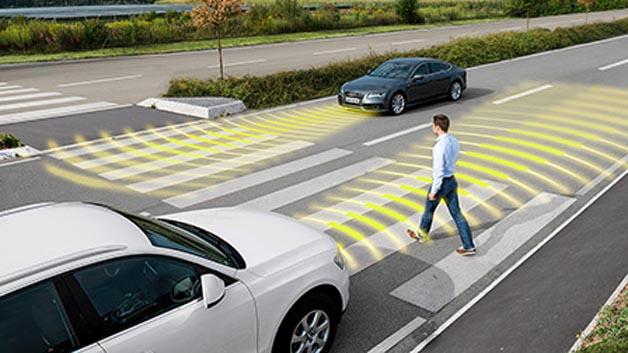 Auf dem Weg zum autonomen Fahren entwickelt Bertrandt Fahrerassistenzsysteme. Das beispielsweise halten 0,7 Prozent für einen spannden Arbeitsplatz und damit ist das Unternehmen unter den Top 100.