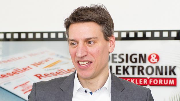 Volker Schumann, Toshiba Electronics Europe  »Es wird in vielen Bereichen  auf Ethernet gewechselt,  das gilt besonders für das  Infotainment-Segment.«