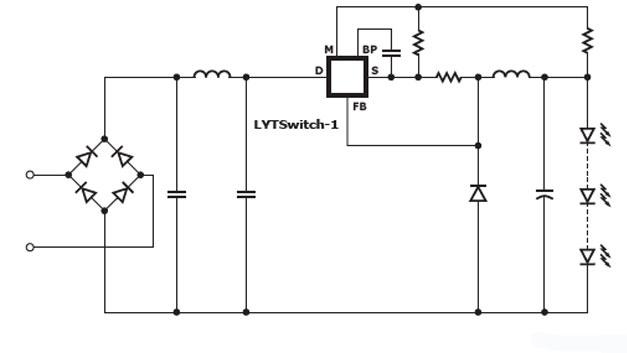 Gegenüber dem Betrieb als Low-Side Abwärtswandler vereinfacht sich im Betrieb als High-Side Abwärtswandler das System-Design.