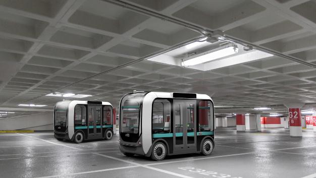 Dank zahlreicher Sensoren ist die Fahrt in Olli sicher. Laut Local Motors reagiert der Bus viel schneller als menschliche Fahrer. Außerdem werden alle Fahrzeuge von einer Zentrale aus überwacht, damit nichts schief gehen kann.