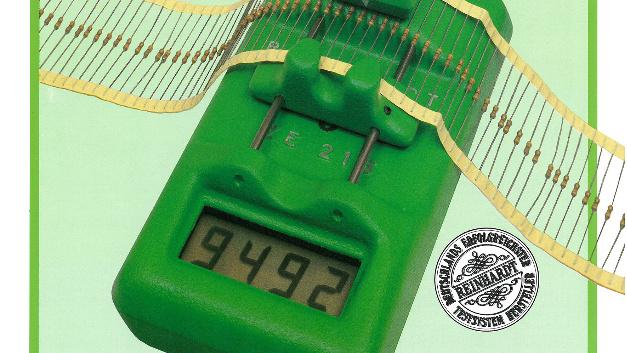 Zunächst hatte Reinhardt nur Testsysteme anderer Hersteller vertrieben, dieser Bauteilzähler war das erste Produkt aus eigener Entwicklung. Bald wurden die Produkte komplexer, so wie…
