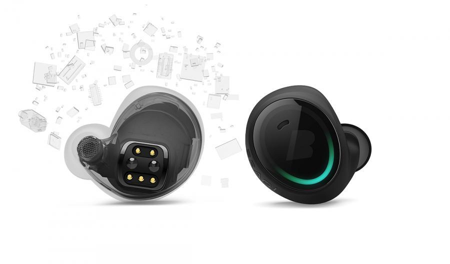 Die von Bragi entwickelten Ohrhörer