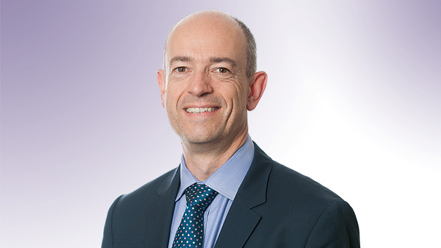 Simon Segars, CEO von ARM: