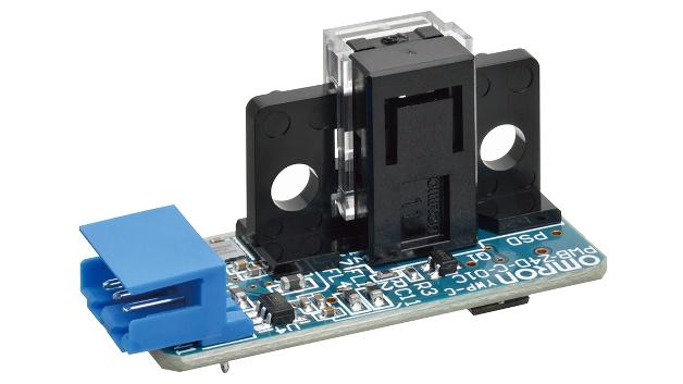 Der neue optische Mikro-Distanz-Sensor Z4D-C01 von Omron Electronic Components glänzt mit einer hohen Auflösung im Bereich von 10 µm. Mit dieser Auflösung eignet sich der Sensor zur Wegerfassung durch Ermittlung der Auslenkung in industriellen Automatisierungssystemen, Unterhaltungselektronik und anderen Anwendungen sowie zur Erkennung der Papierstärke und Mehrfacheinzugskontrolle in Bürogeräten und Geldautomaten. Der Z4D-C01 ortet Zielobjekte optisch. Die hohe Auflösung basiert auf Omrons proprietärem optischen Triangulationsmessverfahren. Der Z4D-C01 kann Objekte bis zu 6,5mm Entfernung vom Sensor erkennen.
