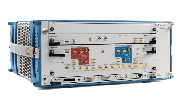Der neue Hochleistungs-64-GBaud-BERT-M8040A für PAM-4 und NRZ vereinfacht das genaue Testen von Empfängern für 400-GbE-Produkte. Dieses neueste Mitglied der Bitfehlerratentester-Familie M8000 vereinfacht durch seinen hochintegrierten Bitmustergenerator die Messanordnung für Empfängertests und gewährleistet dank echter PAM-4-Fehlererkennung verlässliche Testergebnisse.