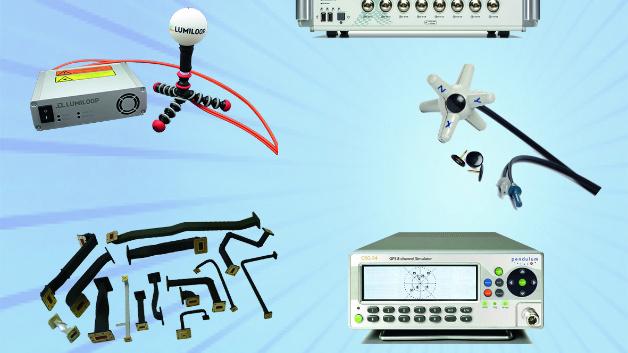 EMCO Elektronik (Halle A1, Stand 239) Die neuesten Trends aus der Hochfrequenzwelt präsentiert EMCO. Dazu gehören Hand-over-Testsysteme und Schaltfelder von JFW Industries, GPS-Simulatoren und Timing-Produkte der Firma Spectracom, HF-Leistungsverstärker bis 12 kW von Prâna sowie EMV-Messtechnik. Zudem erweitert Copper Mountain Technologies (CMT) die Standard-Gewährleistung von zwei auf drei Jahre für die komplette Produktpalette an Netzwerkanalysatoren.