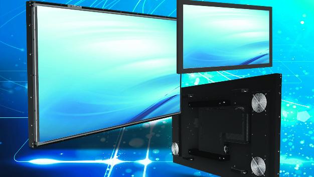 Fortec Elektronik (Halle A3, Stand 415)  An hellen Standorten lassen sich Monitore mit normaler Backlight-Helligkeit nur schwer ablesen. Daher zeigt Fortec Monitore mit einer Helligkeit von bis zu 2500 cd/m² in den Größen von 31,5 Zoll und 54,6 Zoll. Diese verfügen serienmäßig über eine Helligkeitsregelung und eine Temperaturüberwachung. In dunkler Umgebung oder bei zu hohen Temperaturen regelt der Monitor die Helligkeit automatisch in Stufen herunter. Dies schützt das Gerät von Überhitzung und der Nutzer wird nicht geblendet.