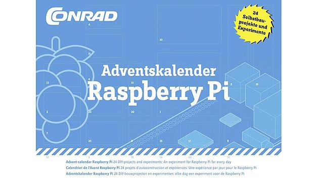Raspberry Pi ist – obwohl es auf den ersten Blick gar nicht so aussieht – ein vollwertiger Computer. Dank diesem Adventskalender erlangen Sie im Advent Hardware- und Programmierwissen zum Raspberry Pi.