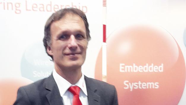 Dominik Reßing, President von MSC Technologies: Engineering Leadership ist das Motto bei MSC.