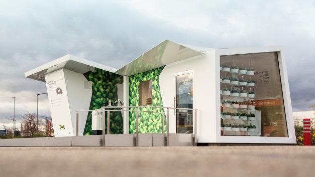 Bei Ikea in Ludwigsburg wurde die erste ChargeLounge Deutschlands eröffnet. Ikea-Kunden können dort während der Öffnungszeiten ihr Elektrofahrzeug kostenlos laden.