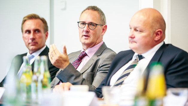 Stephan Baur, BMK Group