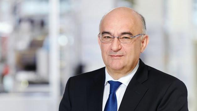 Dr. Robert Bauer, Sick AG