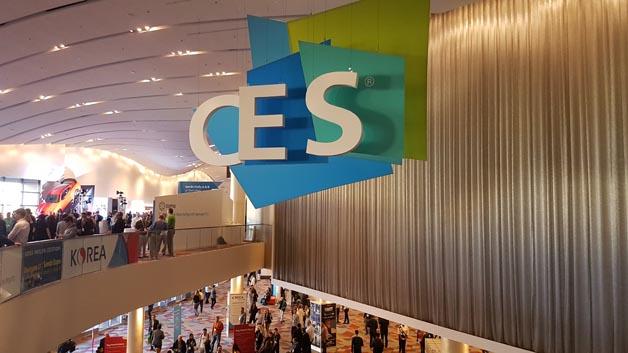 Vom 05. bis 08. Januar 2017 hatte die CES ihre CES ihre Pforten geöffnet.