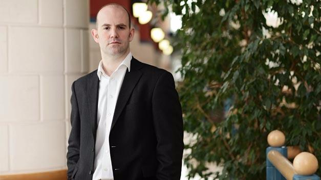 Eben Upton ist der Gründer der Raspberry Pi Foundation sowie Erfinder und treibende Kraft hinter Raspberry Pi.