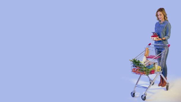 Das Changhong H2 soll beispielsweise Kunden beim Einkaufen helfen. So kann es…