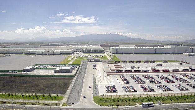 Im mexikanischen San José Chiapa (Bundesstaat Puebla) hat Audi das 12. Werk im Audi-Produktionsverbund eröffnet.
