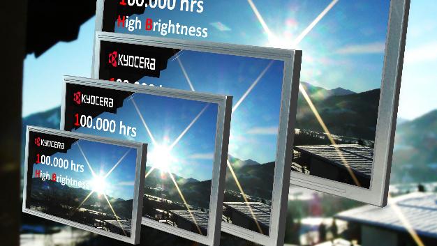 Kyoceras High-Brightness-Portfolio