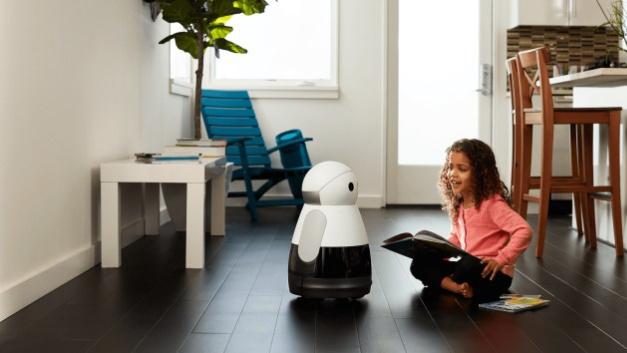 Der Heimroboter Kuri - die Fähigkeit, mit Menschen zu interagieren, spielt in der Robotik eine zunehmende Rolle.